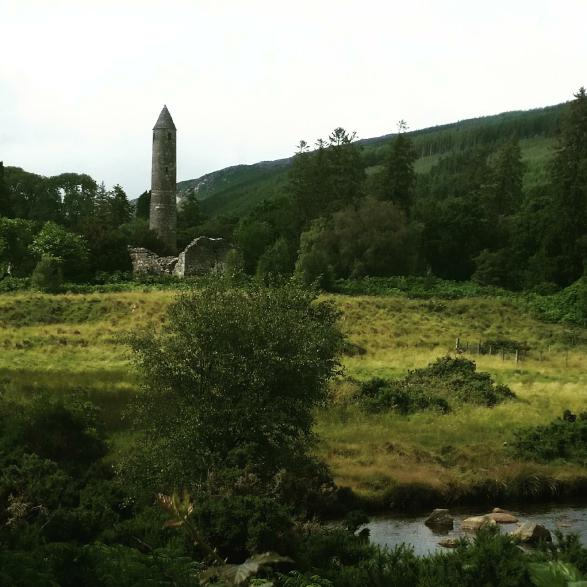 Peaceful Glendalough!