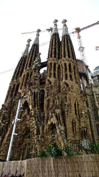 ©Lydia Gerber, Hamburg. Sagrada Familia