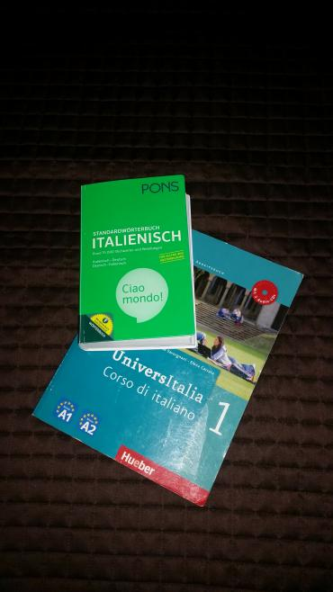 Result; nothing! I can write Italian, but I'm deperate with speaking...