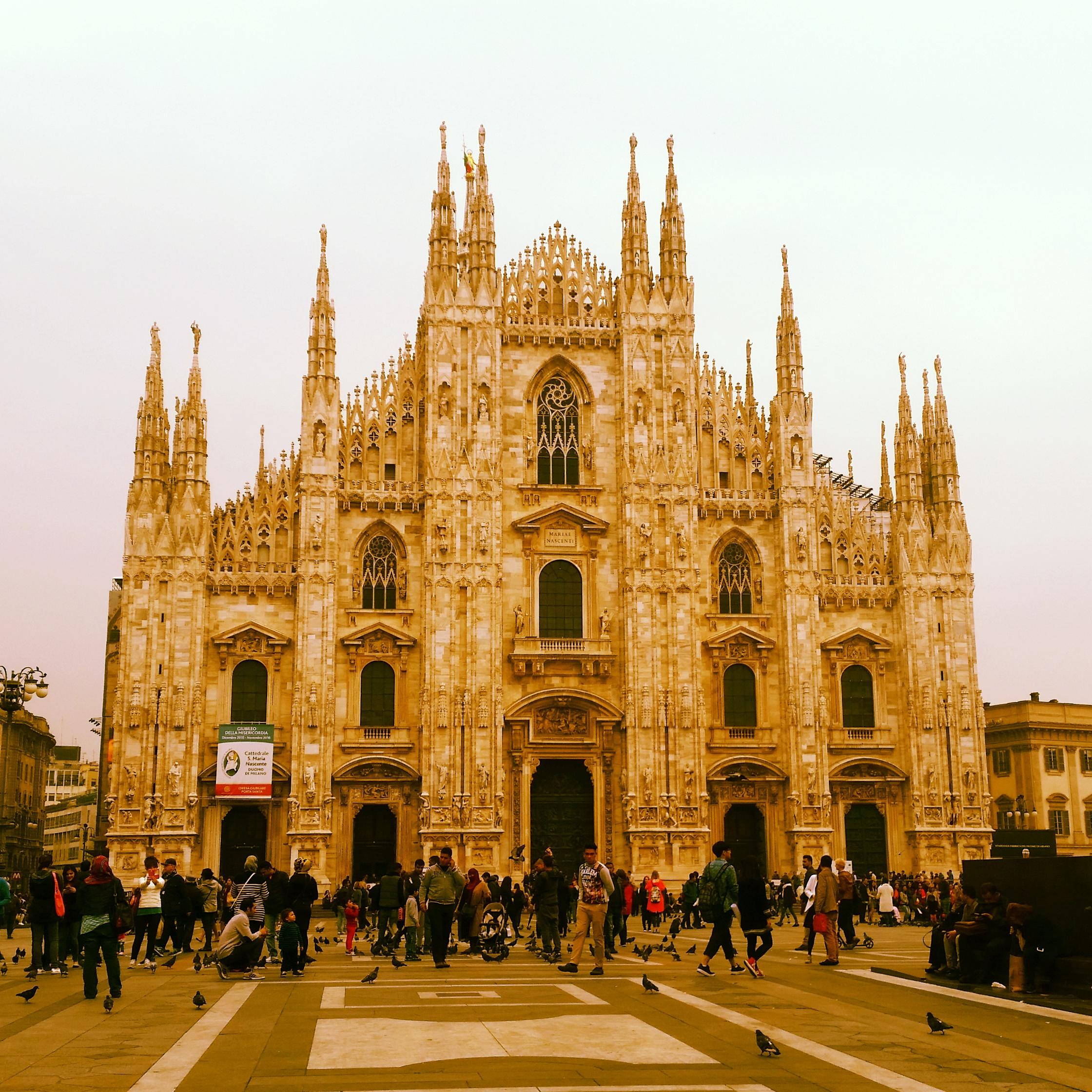 Il Duomo - Mailänder Dom