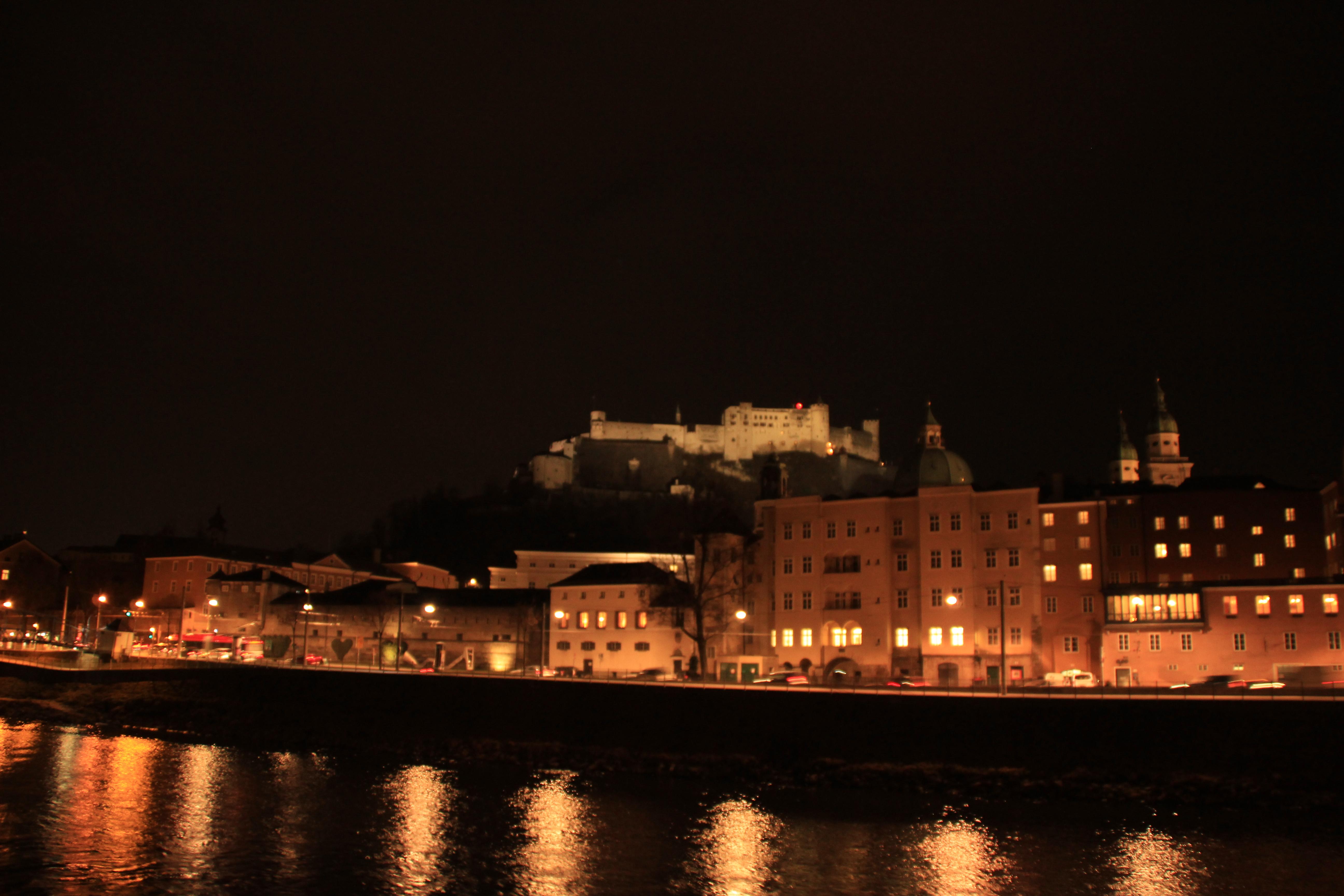 Fazit über Salzburg: EDEL. Und süß.