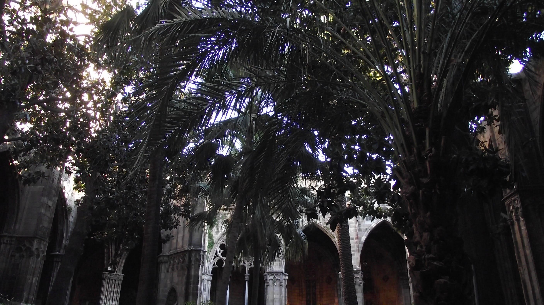 ©L. Gerber, hidden corners in the streets of Barcelona